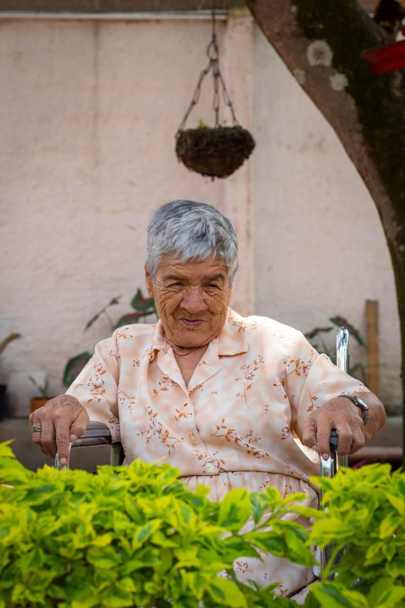 Pastora López - Hogar del Desvalido