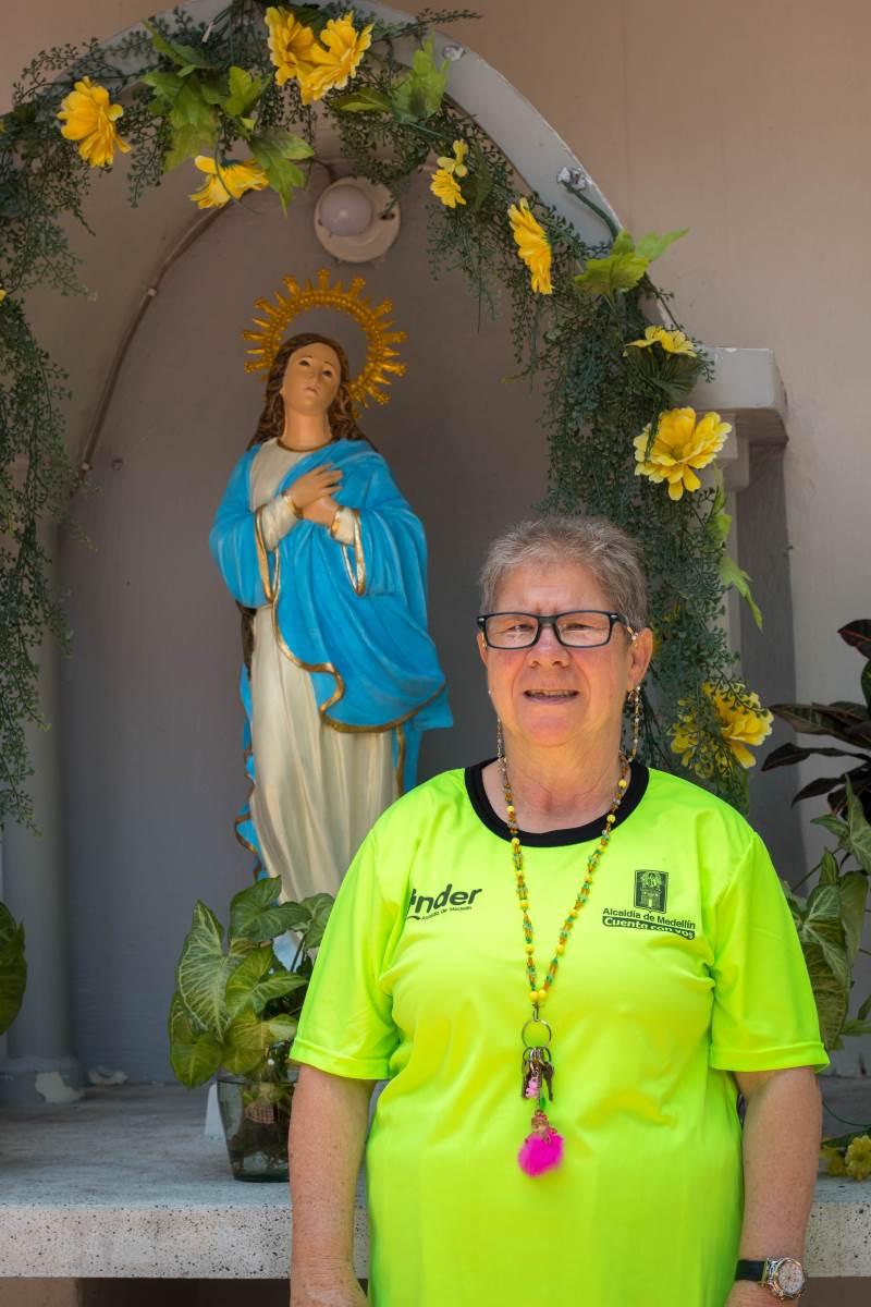 Marina de Jesús Ceballos - Hogar del Desvalido