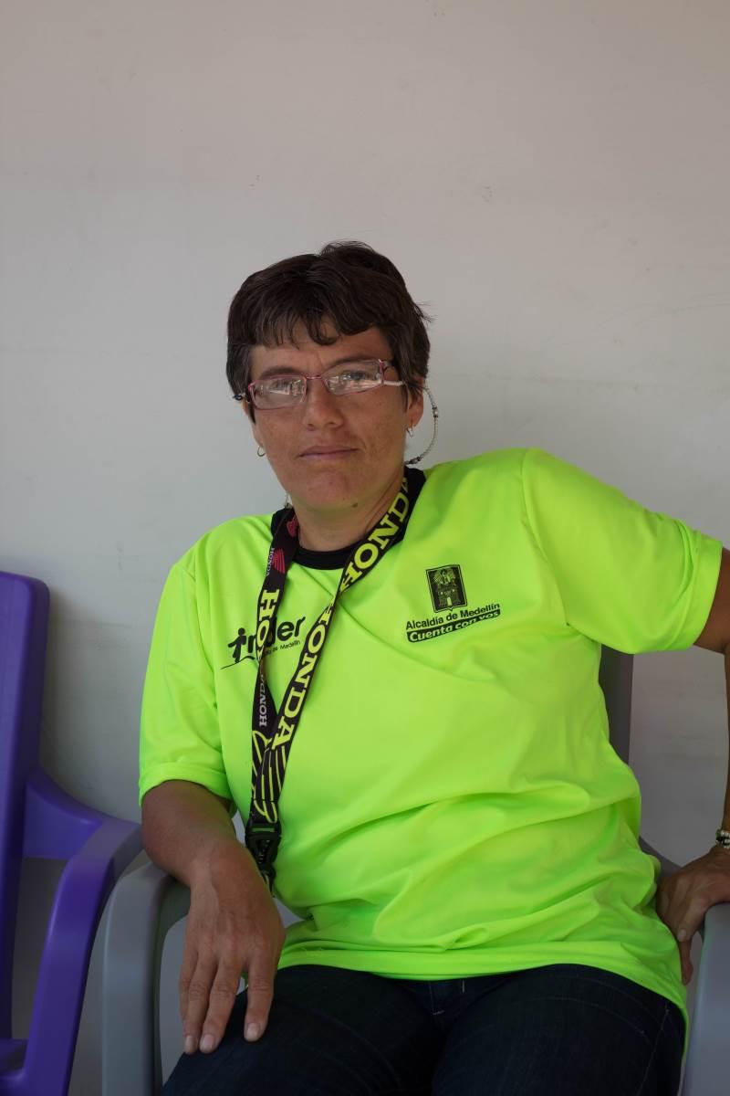 Yudy Andrea Cardona - Hogar del Desvalido