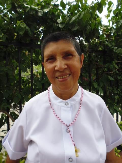 María Magdalena Robledo Panesso - Hogar del Desvalido
