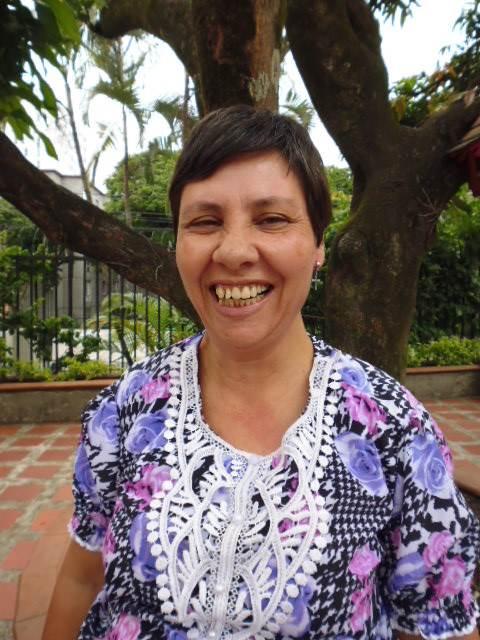 Gloria Emilse Serna - Hogar del Desvalido