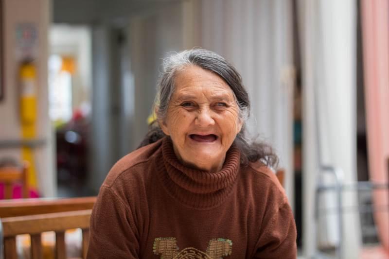 Maria Salomé García - Hogar del Desvalido