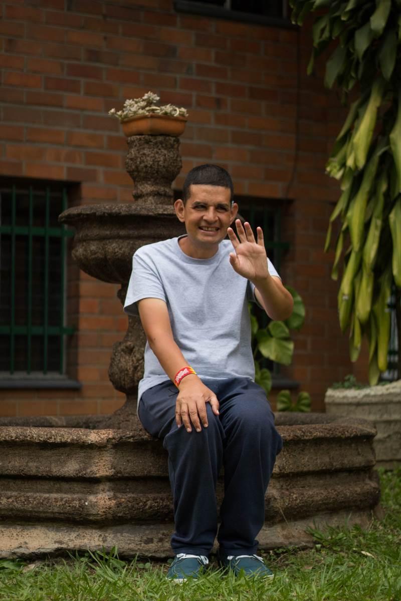 Juan Fernando Arango - Hogar del Desvalido