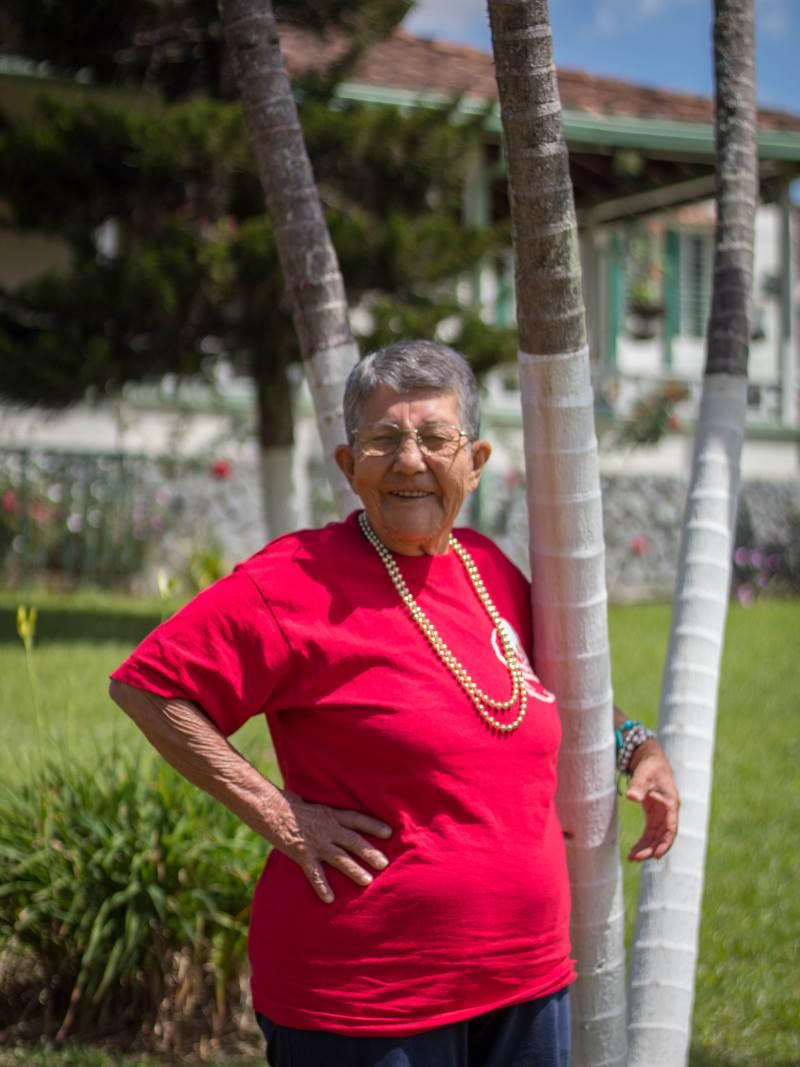 Maria del Rosario Vélez - Hogar del Desvalido