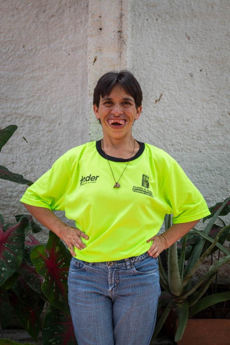 Natalia Henao Carmona - Hogar del Desvalido