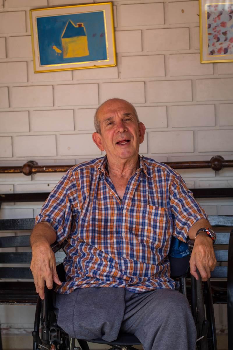 Raúl Cadavid Montoya - Hogar del Desvalido