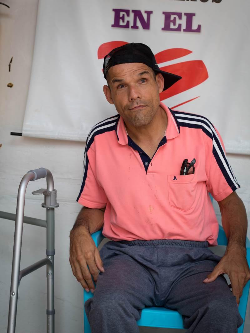 Mario Sepulveda Montoya - Hogar del Desvalido
