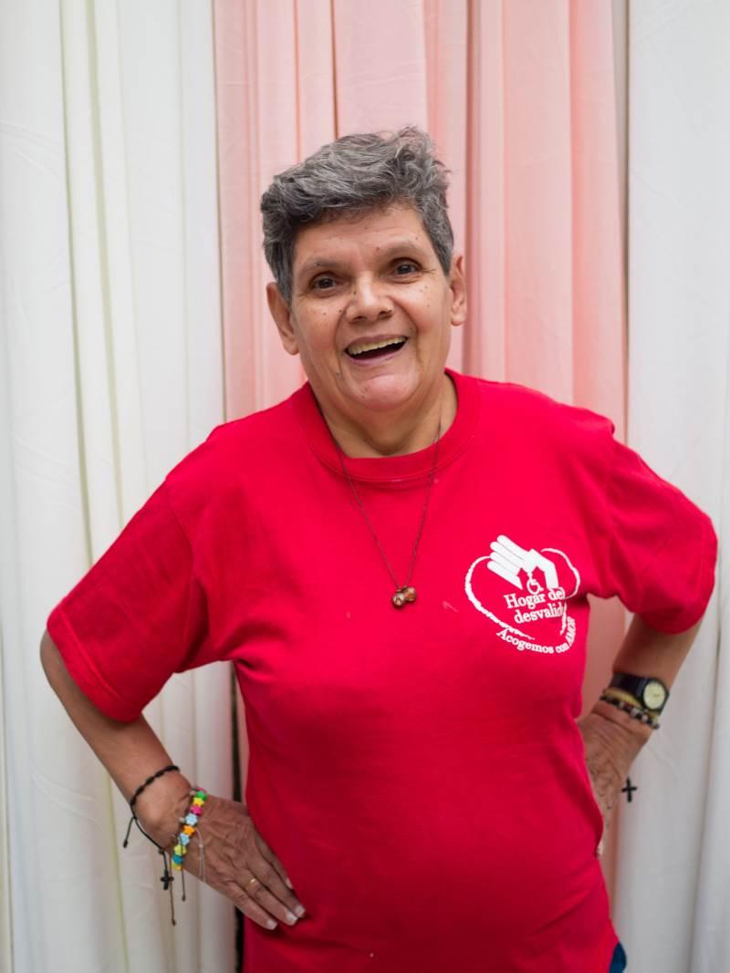 Miriam Díaz Cano - Hogar del Desvalido
