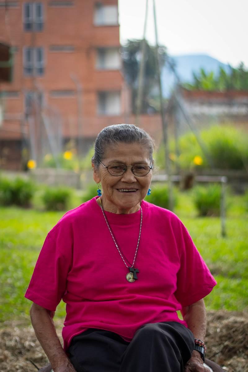 Carmen Emilia Martinez - Hogar del Desvalido