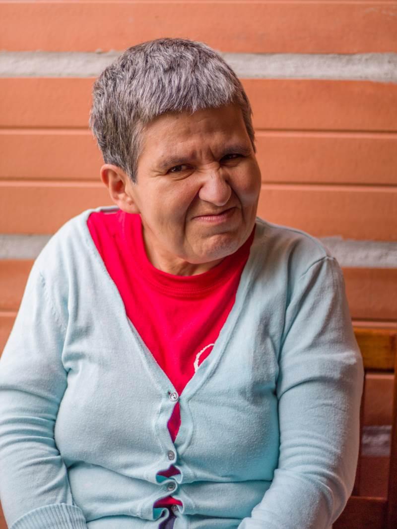 Maria Amparo Gómez - Hogar del Desvalido
