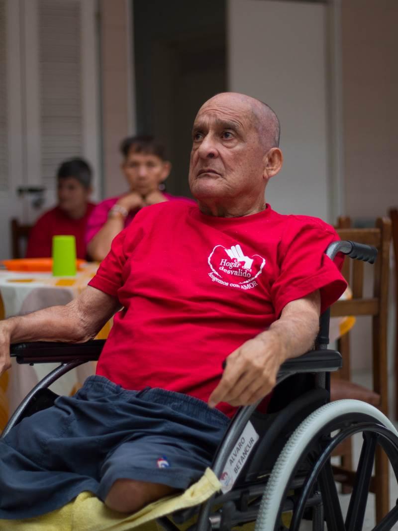 Alvaro Betancur Cano - Hogar del Desvalido