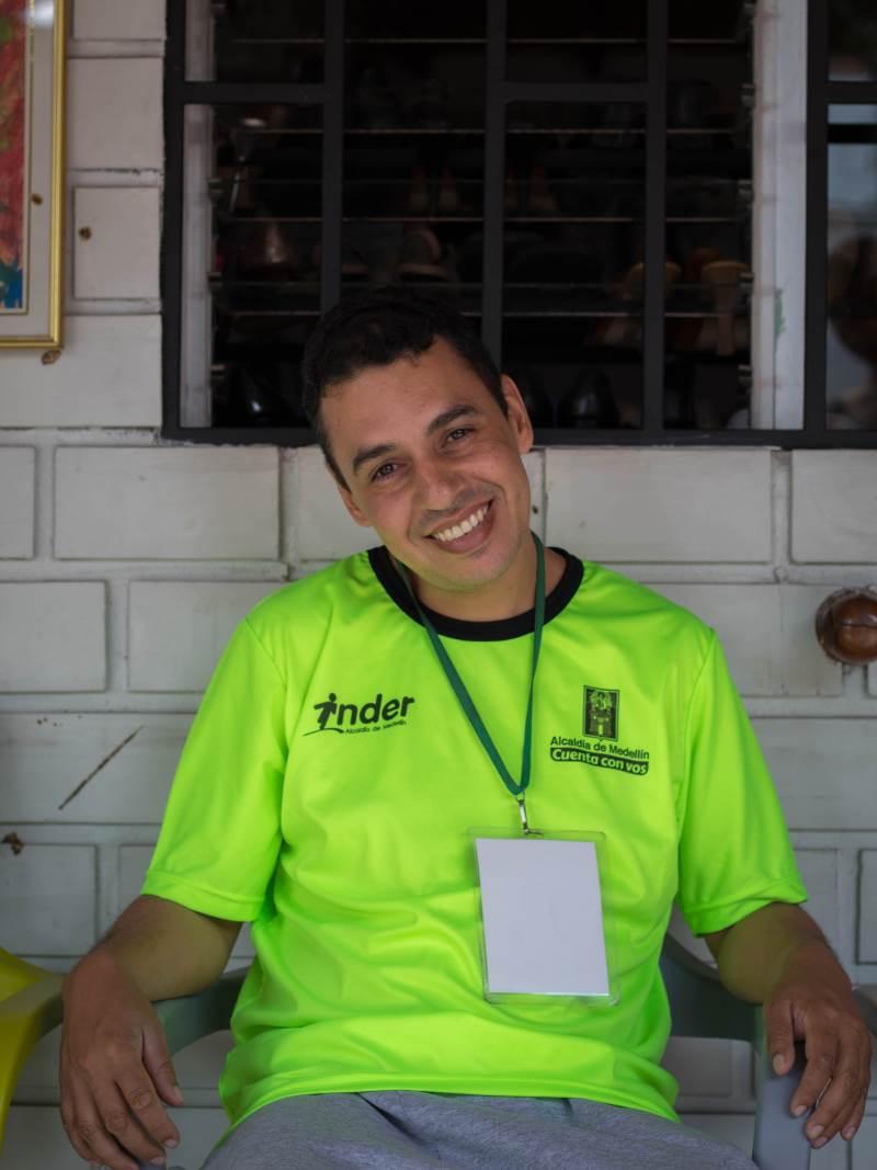 Francisco Javier - Hogar del Desvalido