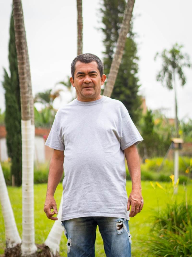Nolis Bolivar Hernández - Hogar del Desvalido