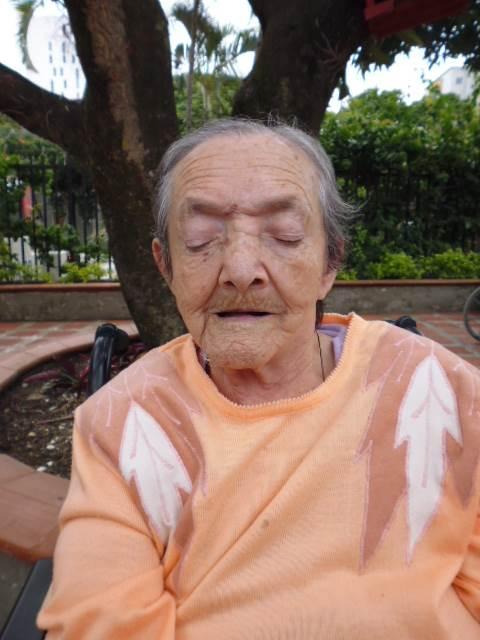 Ana Mercedes Alfonso - Hogar del Desvalido
