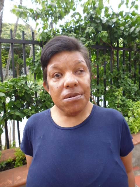 Gloria Elena Tamayo - Hogar del Desvalido